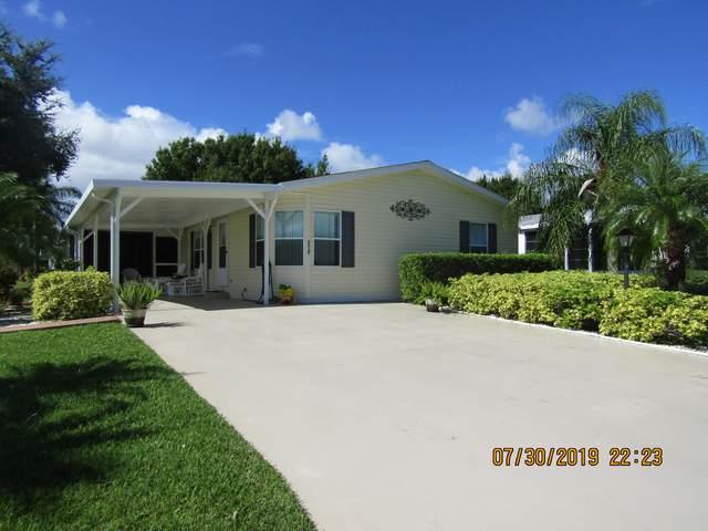 3717 Spatterdock Lane, Port Saint Lucie, FL 34952 (MLS #RX-10754534) :: The Paiz Group