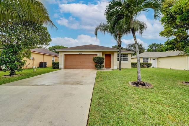 1036 Park Hill Drive, West Palm Beach, FL 33417 (MLS #RX-10754538) :: The Paiz Group