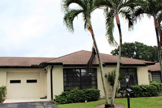 4696 Finchwood Road B, Boynton Beach, FL 33436 (MLS #RX-10754550) :: The Paiz Group