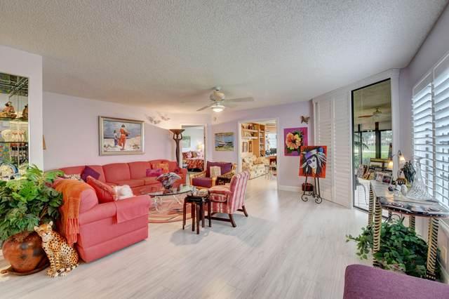 15678 Loch Maree Lane #6103, Delray Beach, FL 33446 (MLS #RX-10754552) :: The Paiz Group