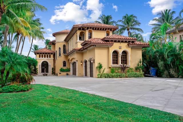 710 SE Atlantic Drive, Lantana, FL 33462 (MLS #RX-10754553) :: The Paiz Group