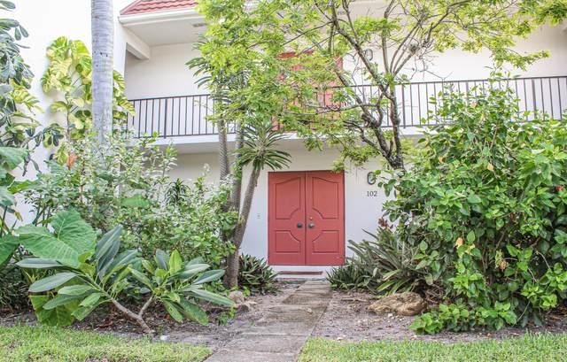 1807 Embassy Drive #102, West Palm Beach, FL 33401 (MLS #RX-10754554) :: The Paiz Group