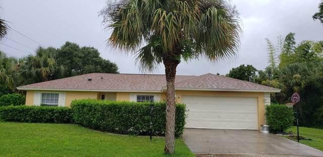 3409 12th Street Street SW, Vero Beach, FL 32968 (MLS #RX-10754555) :: The Paiz Group