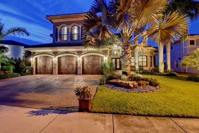 16796 Strasbourg Lane, Delray Beach, FL 33446 (MLS #RX-10754575) :: United Realty Group