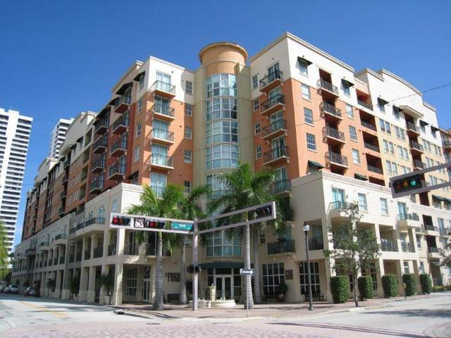 600 S Dixie Highway #509, West Palm Beach, FL 33401 (MLS #RX-10754576) :: United Realty Group