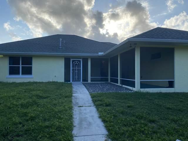 5425 Koblegard Road, Fort Pierce, FL 34951 (MLS #RX-10754578) :: United Realty Group