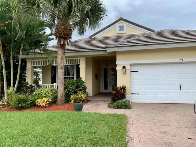 159 NW Swann Mill Circle, Port Saint Lucie, FL 34983 (#RX-10754607) :: Baron Real Estate