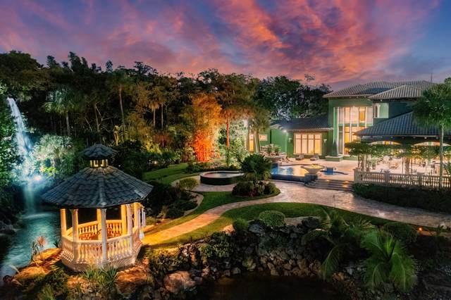 9614 Pondwood Road, Boca Raton, FL 33428 (#RX-10754619) :: Baron Real Estate