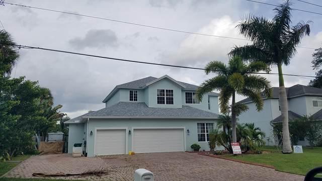 1791 SW Import Drive, Port Saint Lucie, FL 34953 (#RX-10754653) :: Michael Kaufman Real Estate