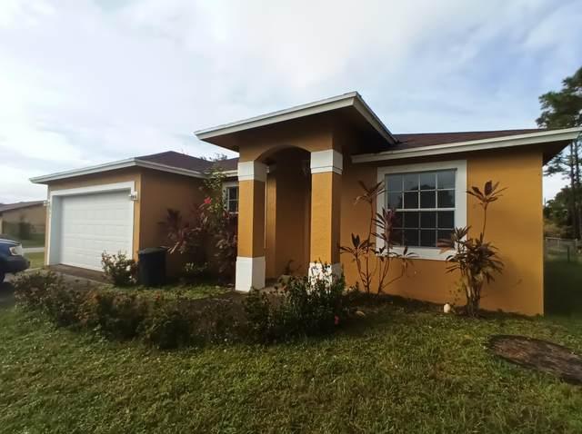 761 NW Kilpatrick Avenue, Port Saint Lucie, FL 34983 (#RX-10754679) :: Michael Kaufman Real Estate