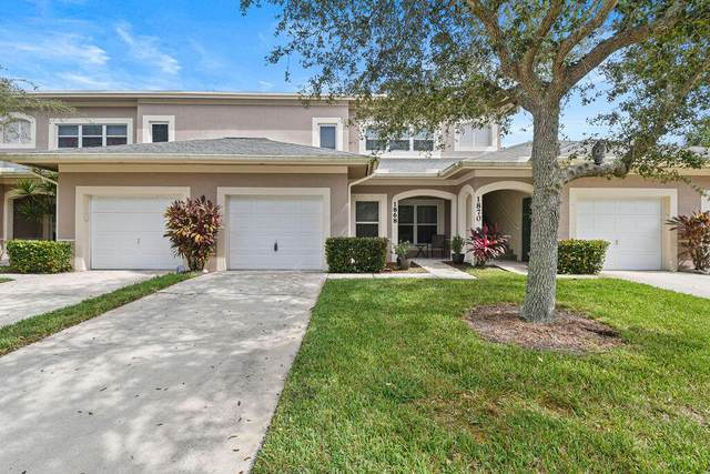 1868 E Sanderling Lane #2, Fort Pierce, FL 34982 (#RX-10754697) :: Baron Real Estate