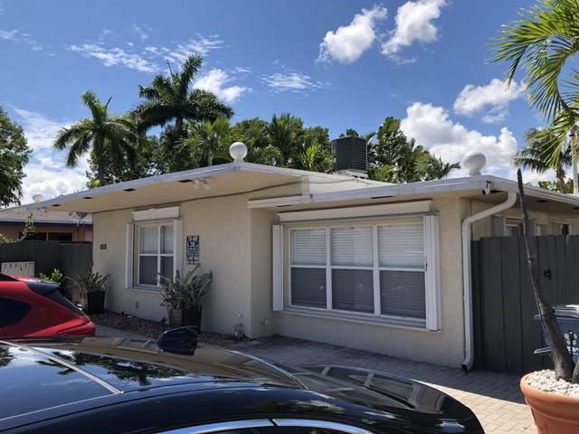 1021 N Victoria Park Road, Fort Lauderdale, FL 33304 (#RX-10754792) :: Baron Real Estate