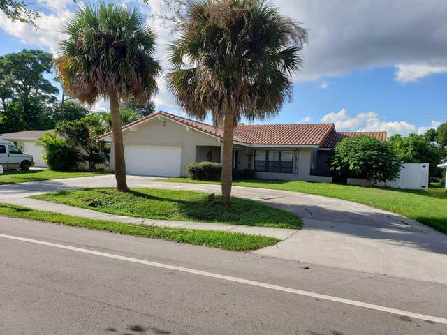 2572 SE Morningside Boulevard, Port Saint Lucie, FL 34952 (#RX-10754821) :: Heather Towe | Keller Williams Jupiter