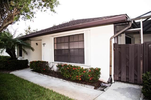 1445 Captains Walk A, Fort Pierce, FL 34950 (#RX-10754848) :: Michael Kaufman Real Estate