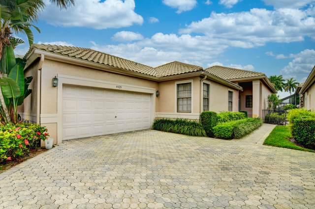 4429 Barclay Fair Way, Lake Worth, FL 33449 (#RX-10754858) :: Baron Real Estate