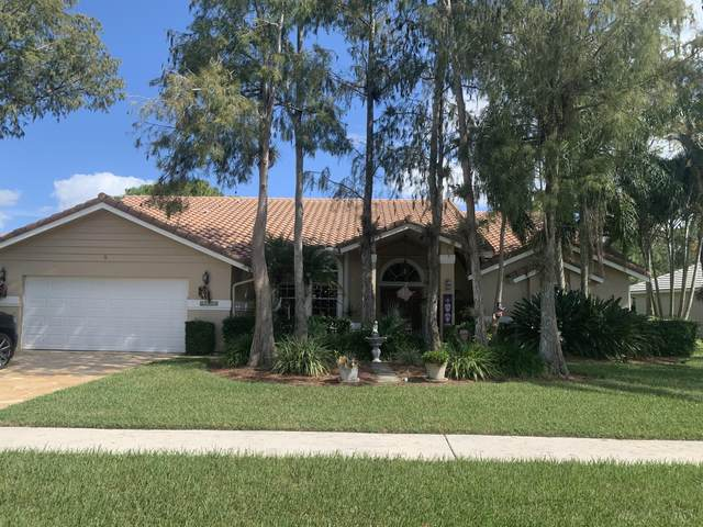 1558 Grantham Drive, Wellington, FL 33414 (#RX-10754871) :: Baron Real Estate