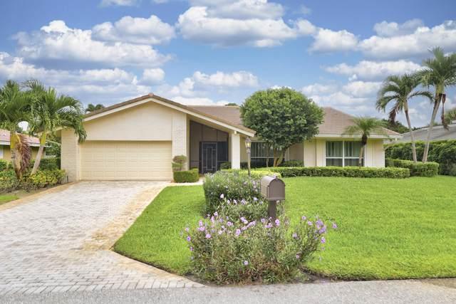 4791 Pineview Circle, Delray Beach, FL 33445 (MLS #RX-10754881) :: Berkshire Hathaway HomeServices EWM Realty