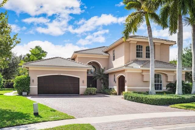 11898 Foxbriar Lake Trail, Boynton Beach, FL 33473 (#RX-10754947) :: Michael Kaufman Real Estate