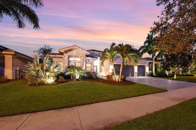 16921 Pierre Circle, Delray Beach, FL 33446 (#RX-10754973) :: Baron Real Estate