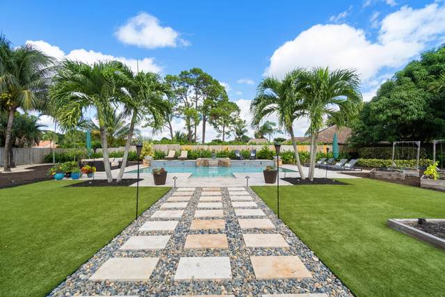 5208 Foxpointe Circle, Delray Beach, FL 33445 (MLS #RX-10754990) :: Berkshire Hathaway HomeServices EWM Realty