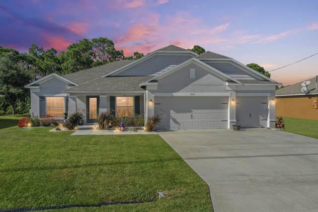 5515 NW Whitecap Road, Port Saint Lucie, FL 34986 (#RX-10755047) :: Baron Real Estate