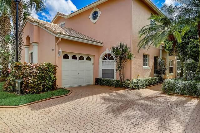 7295 Panache Way, Boca Raton, FL 33433 (MLS #RX-10755060) :: Adam Docktor Group