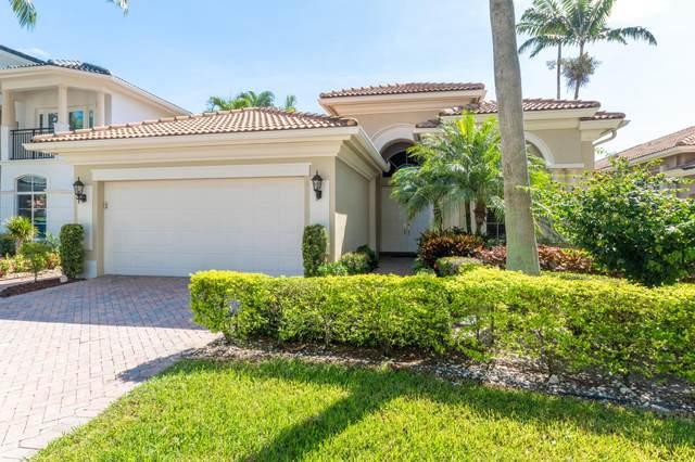 15904 Double Eagle Trail, Delray Beach, FL 33446 (#RX-10755085) :: Baron Real Estate