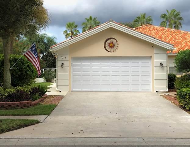 7072 Gila Lane #7072, West Palm Beach, FL 33411 (MLS #RX-10755106) :: Adam Docktor Group