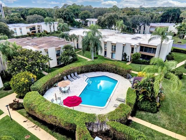 22101 Cocoa Palm Way #258, Boca Raton, FL 33433 (MLS #RX-10755123) :: Adam Docktor Group