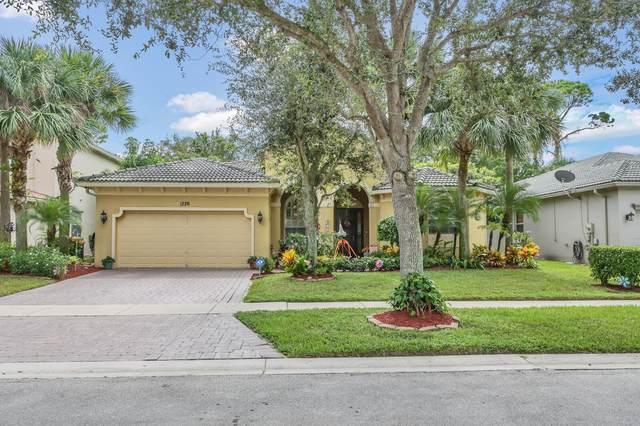 1770 Palisades Drive, West Palm Beach, FL 33411 (MLS #RX-10755124) :: Adam Docktor Group