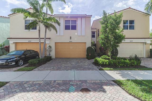 4854 NW 16th Terrace, Boca Raton, FL 33431 (MLS #RX-10755126) :: Adam Docktor Group