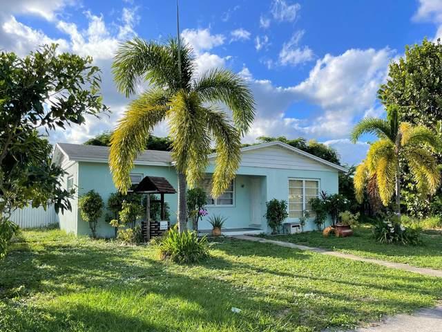 1425 Tropical Drive, Lake Worth Beach, FL 33460 (MLS #RX-10755195) :: Adam Docktor Group