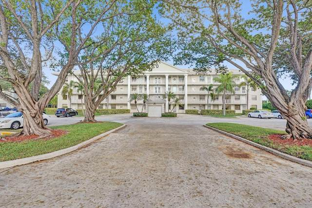 6061 Balboa Circle #103, Boca Raton, FL 33433 (MLS #RX-10755204) :: Adam Docktor Group