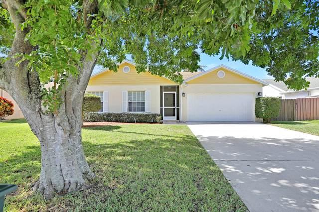9645 Arbor Meadow Drive, Boynton Beach, FL 33437 (MLS #RX-10755211) :: Adam Docktor Group