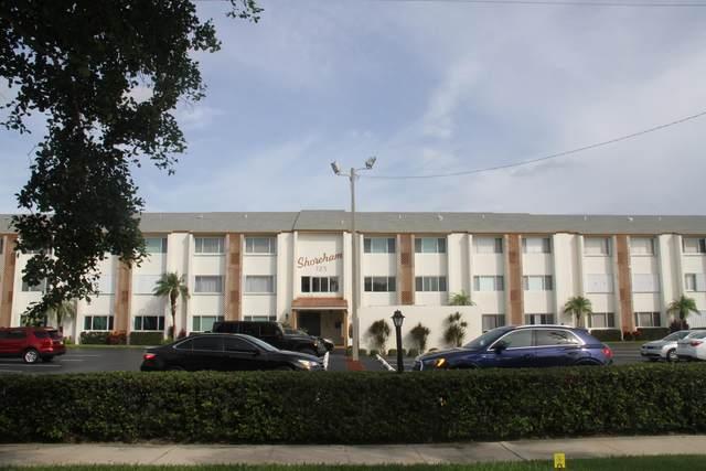 125 Shore Court 307B, North Palm Beach, FL 33408 (MLS #RX-10755218) :: Adam Docktor Group