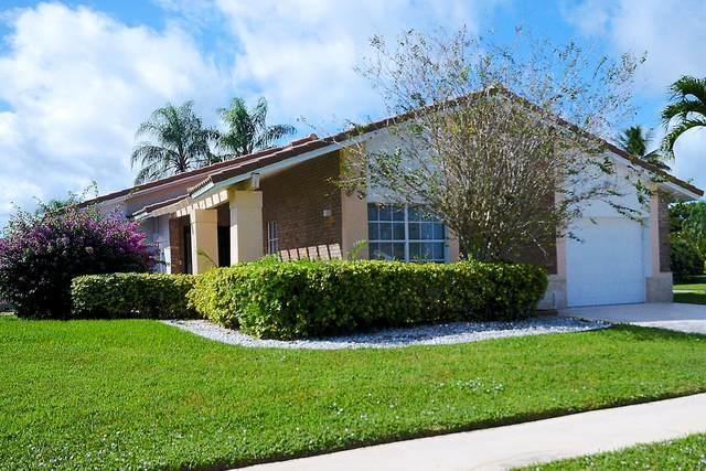 10066 Camelback Lane, Boca Raton, FL 33498 (MLS #RX-10755237) :: Adam Docktor Group