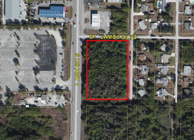 3870 S Us Hwy 1, Fort Pierce, FL 34982 (#RX-10082089) :: Ryan Jennings Group