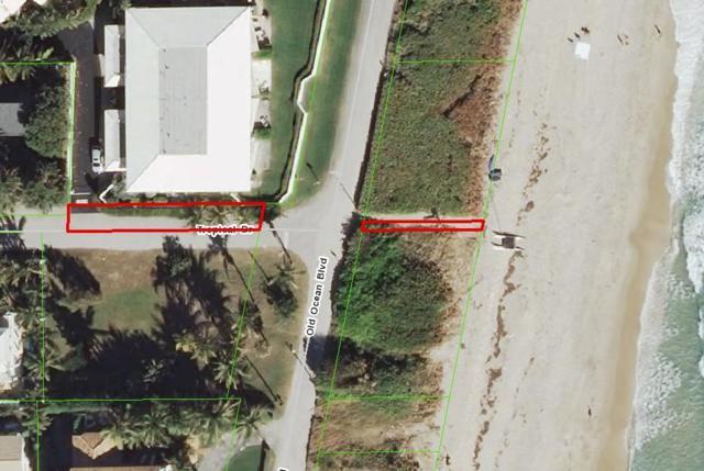000 Tropical Drive, Ocean Ridge, FL 33435 (#RX-10140366) :: Weichert, Realtors® - True Quality Service