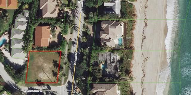 4112 S Ocean Boulevard, Highland Beach, FL 33487 (#RX-10180068) :: The Power of 2 | Century 21 Tenace Realty