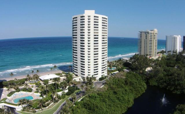 5070 N Ocean Drive 6C, Riviera Beach, FL 33404 (#RX-10240390) :: Ryan Jennings Group