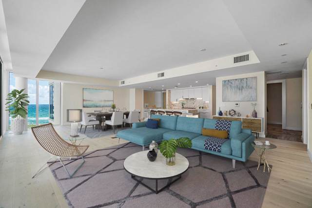 3550 S Ocean Boulevard 4-D, South Palm Beach, FL 33480 (MLS #RX-10327052) :: Berkshire Hathaway HomeServices EWM Realty