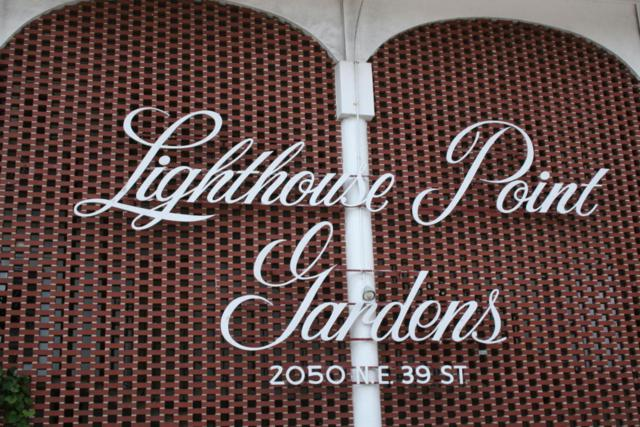 2050 NE 39th Street N206, Lighthouse Point, FL 33064 (#RX-10333704) :: Keller Williams