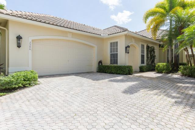 2586 Players Court, Wellington, FL 33414 (MLS #RX-10348250) :: Berkshire Hathaway HomeServices EWM Realty