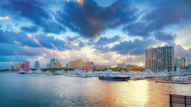 400 N Flagler Drive #2105, West Palm Beach, FL 33401 (#RX-10354420) :: Ryan Jennings Group