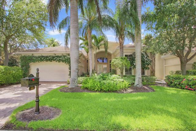 105 Tranquilla Drive, Palm Beach Gardens, FL 33418 (#RX-10357210) :: Ryan Jennings Group