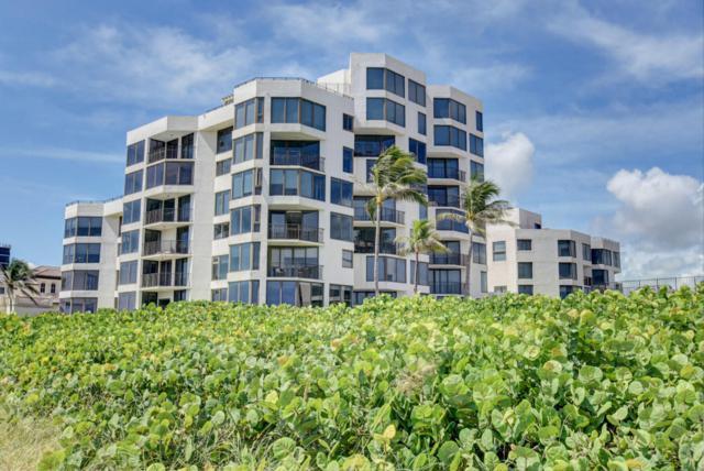 2575 S Ocean Boulevard 312 #S, Highland Beach, FL 33487 (MLS #RX-10364066) :: Castelli Real Estate Services