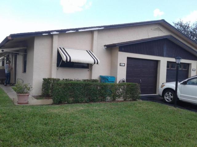 1739 Palmland Drive 8B, Boynton Beach, FL 33436 (#RX-10366527) :: Keller Williams