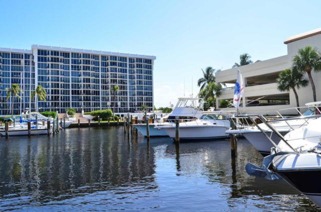 4740 S Ocean Boulevard #612, Highland Beach, FL 33487 (#RX-10371221) :: Ryan Jennings Group