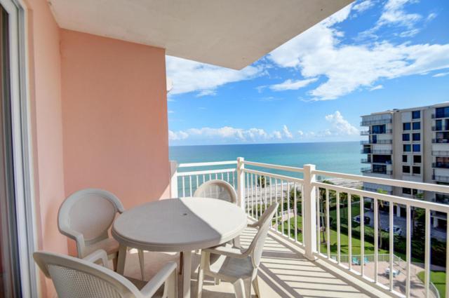 2921 S Ocean Boulevard #705, Highland Beach, FL 33487 (#RX-10373778) :: Keller Williams