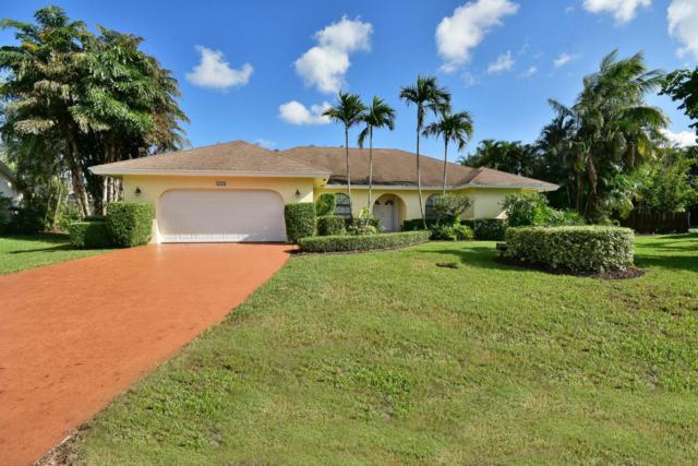 4228 Pine Cone Lane, Boynton Beach, FL 33436 (#RX-10373826) :: Amanda Howard Real Estate™